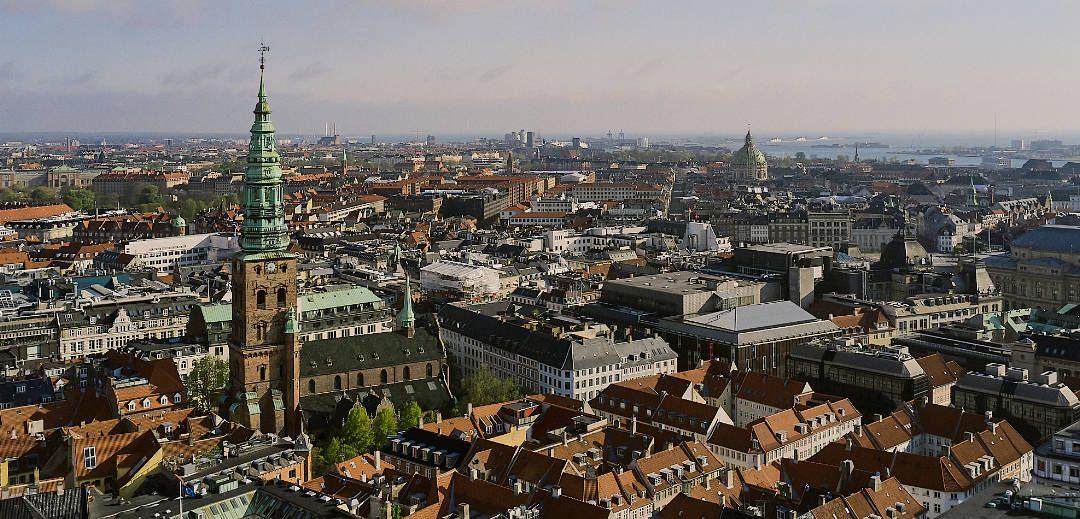 København fra luften – dronerbilleder over byen